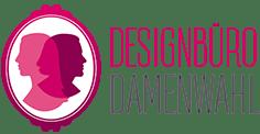Designbüro Damenwahl Logo Web