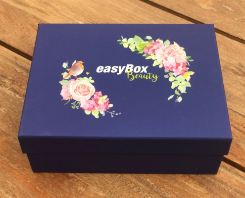 easyApotheke easyBox Verpackungsdesign