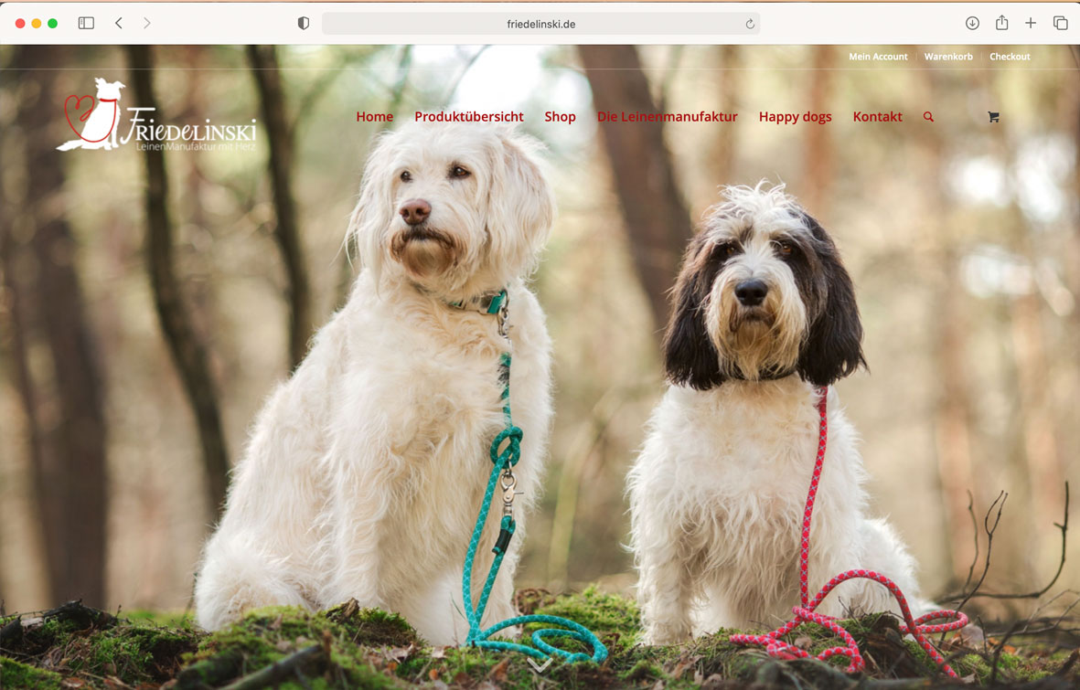 Friedelinski Leinenmanufaktur Website_2