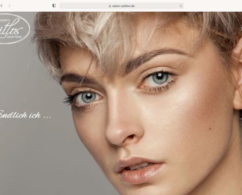 Friseur Zeitlos Viersen Website