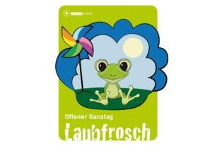 DKSB Krefeld - Logo Ogata Laubfrosch
