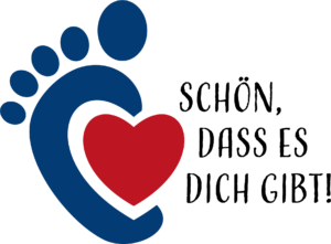 DKSB Krefeld - Logo Baby Willkommenstasche