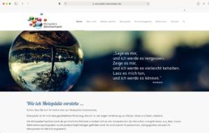 Motopädie Zimmermann Website