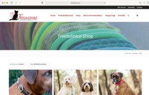 Friedelinski Leinenmanufaktur Webshop