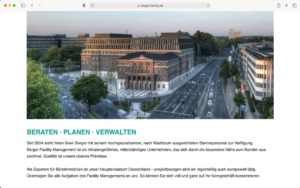 Berger Facility Management Website_2