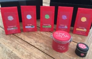 Caelo Konzeptentwicklung Tee - Verpackungsdesign