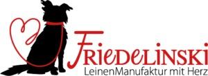 Friedelinski Leinenmanufaktur Logo